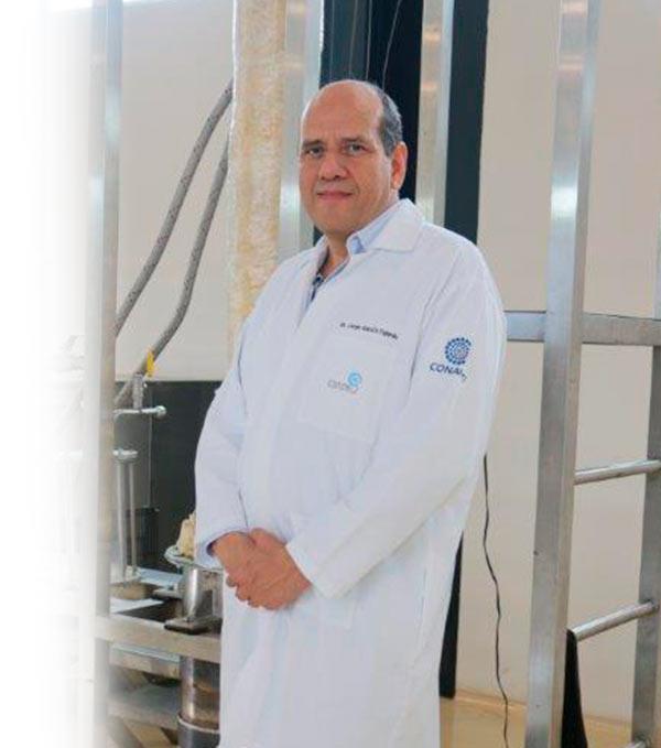 Dr. Jorge García Fajardo