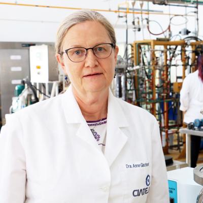 Dra. Anne Christine Gschaedler Mathis