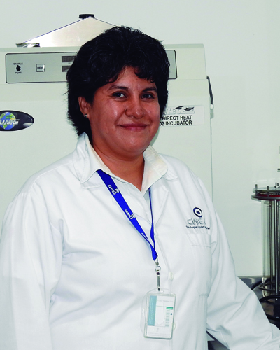 Dra. Ma. de los Ángeles Sánchez Contreras