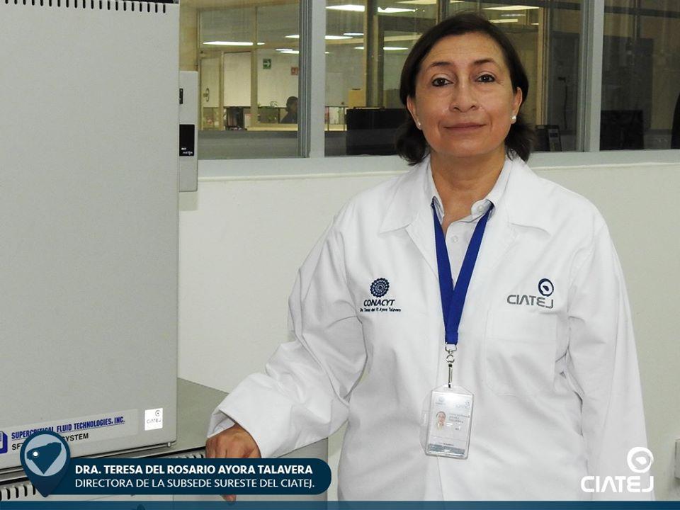 Dra. Teresa del Rosario Ayora Talavera