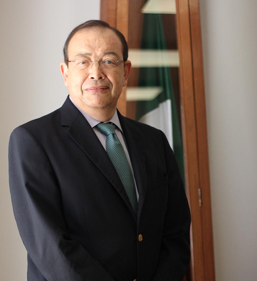 Dr. Inocencio Higuera Ciapara